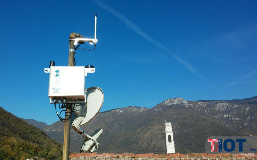 Telemar e Kerlink insieme per le Smart City