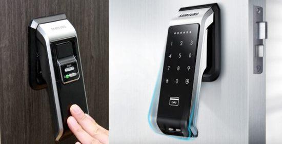 Samsung e la porta intelligente