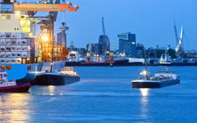 Porti ipertecnologici: il futuro di Rotterdam