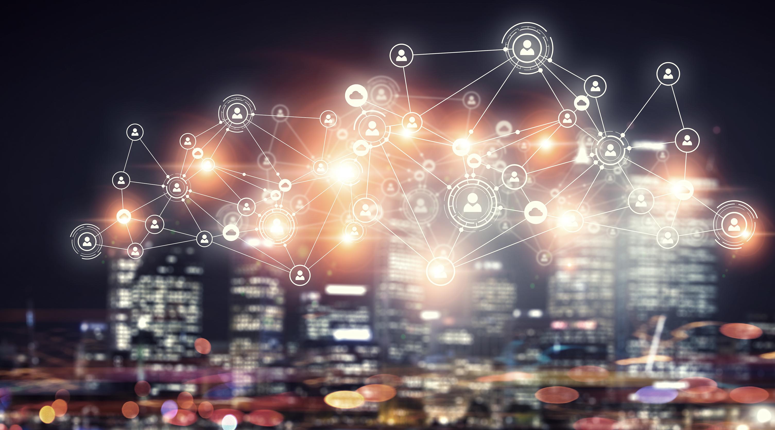 Il mercato IoT per le smart city