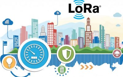 Telemar Internet Of Things al meeting LoRa