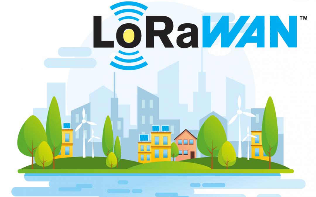 Reti LoRaWAN per rendere più Smart i Comuni